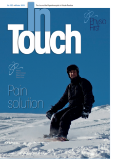 Winter 2015 - Pain solutions