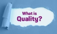 What is quality / what is value?