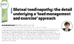 Gluteal tendinopathy: the detail underlying a 'load management and exercise' approach