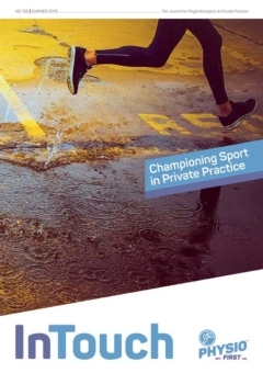 Summer 2016 - Championing Sport in Private Practice