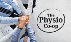 The Physio Co-op Founder Team are on the case