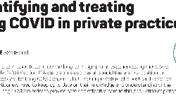 Identifying and treating Long COVID in private practice